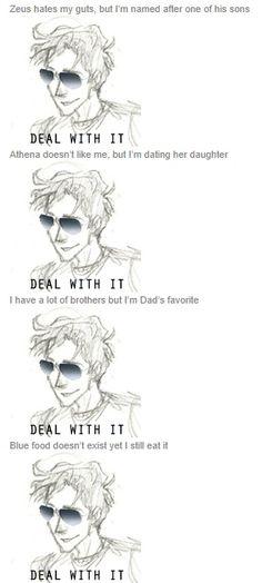 Lol, ah, Percy.