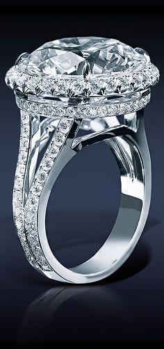 Jacob & Co.  Diamond Solitaire,  27.04 Ct