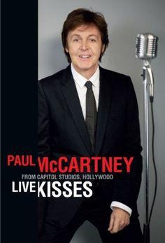 Paul McCartney: Live Kisses DVD ~ Paul McCartney, http://www.amazon.com/dp/B0091LRZZW/ref=cm_sw_r_pi_dp_Pvewrb0BWA1EF