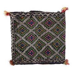 Vintage Moroccan Berber Pillow Case