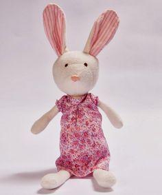 Rabbit organic doll