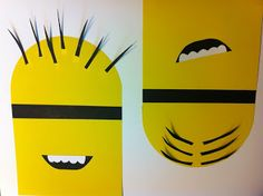 The Crafty Crazy: Despicable Me Minion Birthday Party Game-