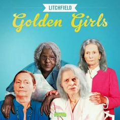 Golden Girls OITNB Season 2