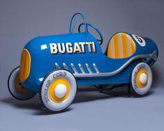 Rare pedal car - Bugatti