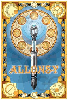 Allons-y! Doctor Who