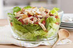 Layered Bruschetta Salad Recipe - Kraft Recipes