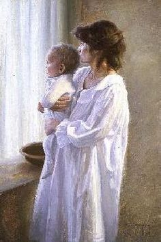 """""""Mother and Son"""" by Robert Duncan"""