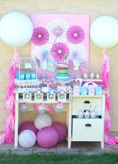 Baking Birthday Party Ideas and Printables | Party Printables Blog