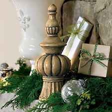 NEW Southern Living at Home/Willow House Innsbrook Tree Topper Finial Decor NIB