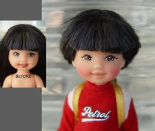 TABLOACH ADOPT-A-KID OOAK ASIAN KELLY TOMMY Jin #1168