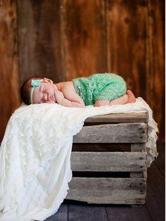 Custom Order Mohair Crochet Romper sz nb $30 Newborn and Baby Photography props #Snipits #Snipitsink #KradixPhotography