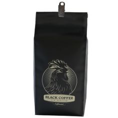 Love Black Coffee Air Roasted coffees. They are something to crow about.