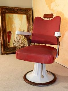 One of my dream possessions, only beaten by early 20th century dentist chair with attached tray for equipment