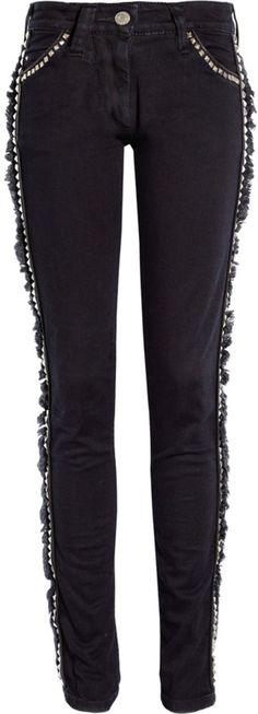 ISABEL MARANT JEANS @Michelle Flynn Flynn Coleman-HERS