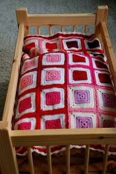 squar blanket, crochet, squar doll, doll blanket, knit, granny squares, granni squar, blankets
