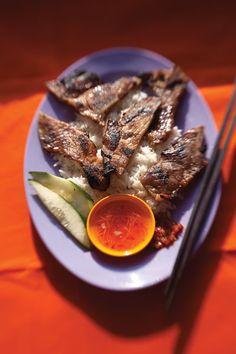Suon Nuong (Vietnamese Pork Chops) Recipe - Saveur.com
