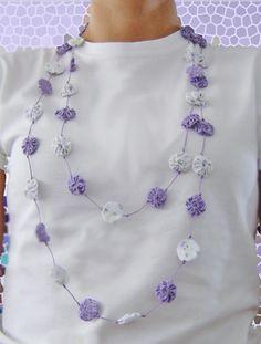 necklace of yo yo's