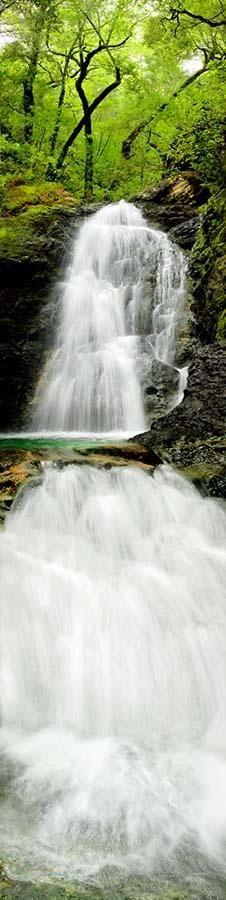 ♥ Basin Falls • Uva Canyon - Santa Clara - California •