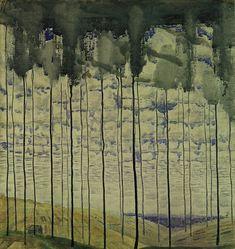 'Summer' (1907) by Lithuanian painter & composer Mikalojus Konstantinas Ciurlionis (1875-1911). via B-sides