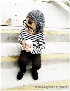 Ask anyone... this will be my future son! :)
