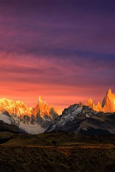Patagonia Workshop, Argentina, by Greg Boratyn, on 500px.