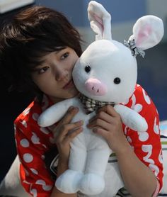 GET THIS PIGGY BUNNY!!!! from my favorite korean drama