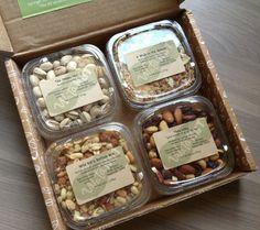 Watanut Review - Healthy Snacks Subscription Box