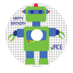 World of Pinatas - Green Robot CDR (Set of 6), $15.54 (http://www.worldofpinatas.com/green-robot/)