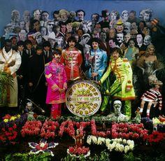 Sargeant Pepper. Beatles.