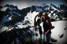 Lovin us some mountain time!