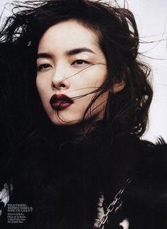 Sun Fei Fei - this lip color
