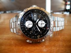 Possibly my next one… Hamilton Khaki X-Wind Auto Chrono - H77616133