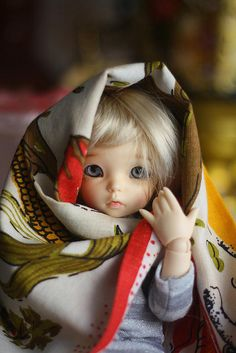We all like to hide sometimes by Toy People, via Flickr