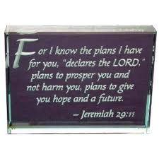 Plans to Prosper...