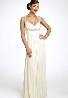 wedding dress if i have a simple one :)