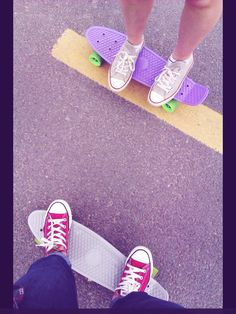 learn to Penny board!. Learning to penny board