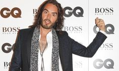 Russell Brand and the GQ awards: 'It's amazing how absurd it seems'