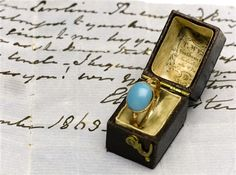 Jane Austen's ring expected to sell for 46,000 at auction
