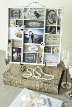 anniversari gift, memori, tray, hobbi lobbi, anniversary gifts, scrapbook