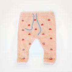 Flappy Peach Pants