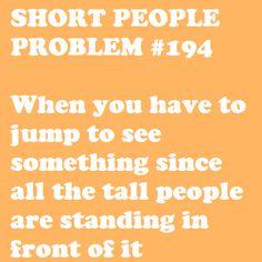 Short People Problem #194