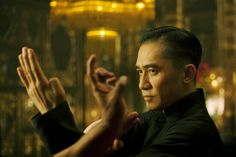 Tony Leung in THE GR