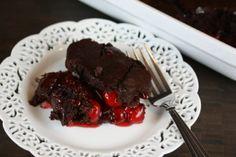 chocolate cake mix cherries, cherry chocolate dump cake, cherri dump, cake mixes, chocolate cherry dump cake, chocol cherri, cake mix pie filling, chocolate cakes, cake recipes