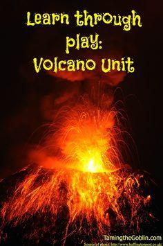 Taming the Goblin: Kids Coop - Volcano Unit