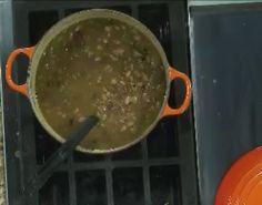 Working Man's Bean Soup
