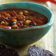 Simple snacking with #salsa from Tastefully Simple! Everything Tastefully Simple, visit www.TSbyJacki.com