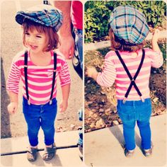 Daily style // fashion inspiration for kids!