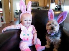 ear, cutest babies, cutest dogs, pet, children, puppi, easter bunny, furry friends, kid
