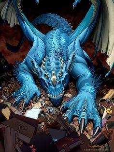 Dragon Psychosis by Scott Johnson