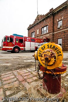 SNWEB.ORG Photography - Detroit Fire Department Portfolio